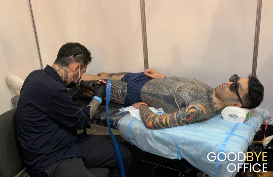 Russian Tattoo Expo